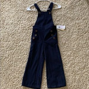 NWT cord. Overalls